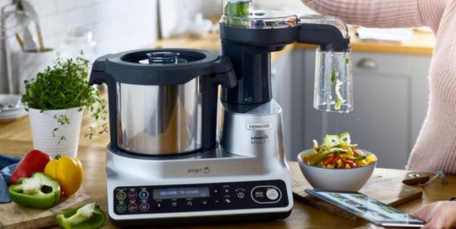 I 7 Migliori Robot da Cucina - Recensioni.Guru